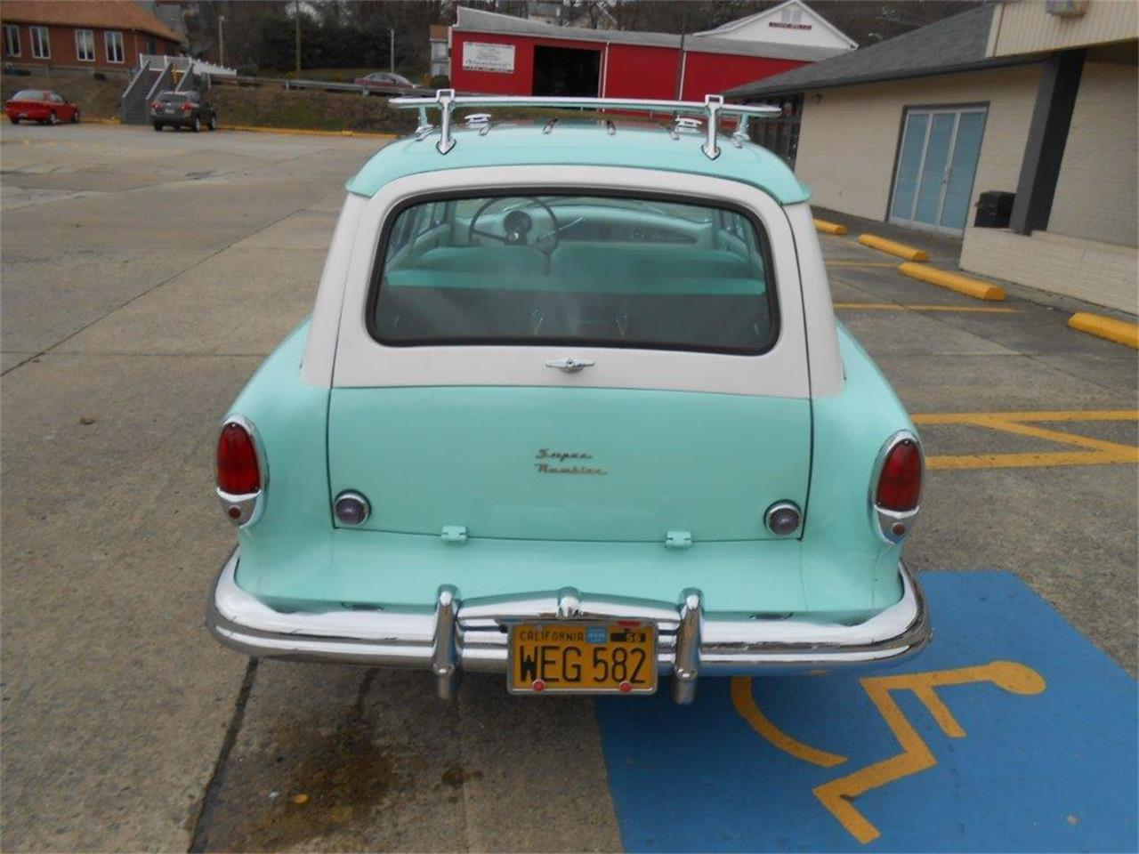 1960 AMC Wagon (CC-1357532) for sale in CONNELLSVILLE, Pennsylvania