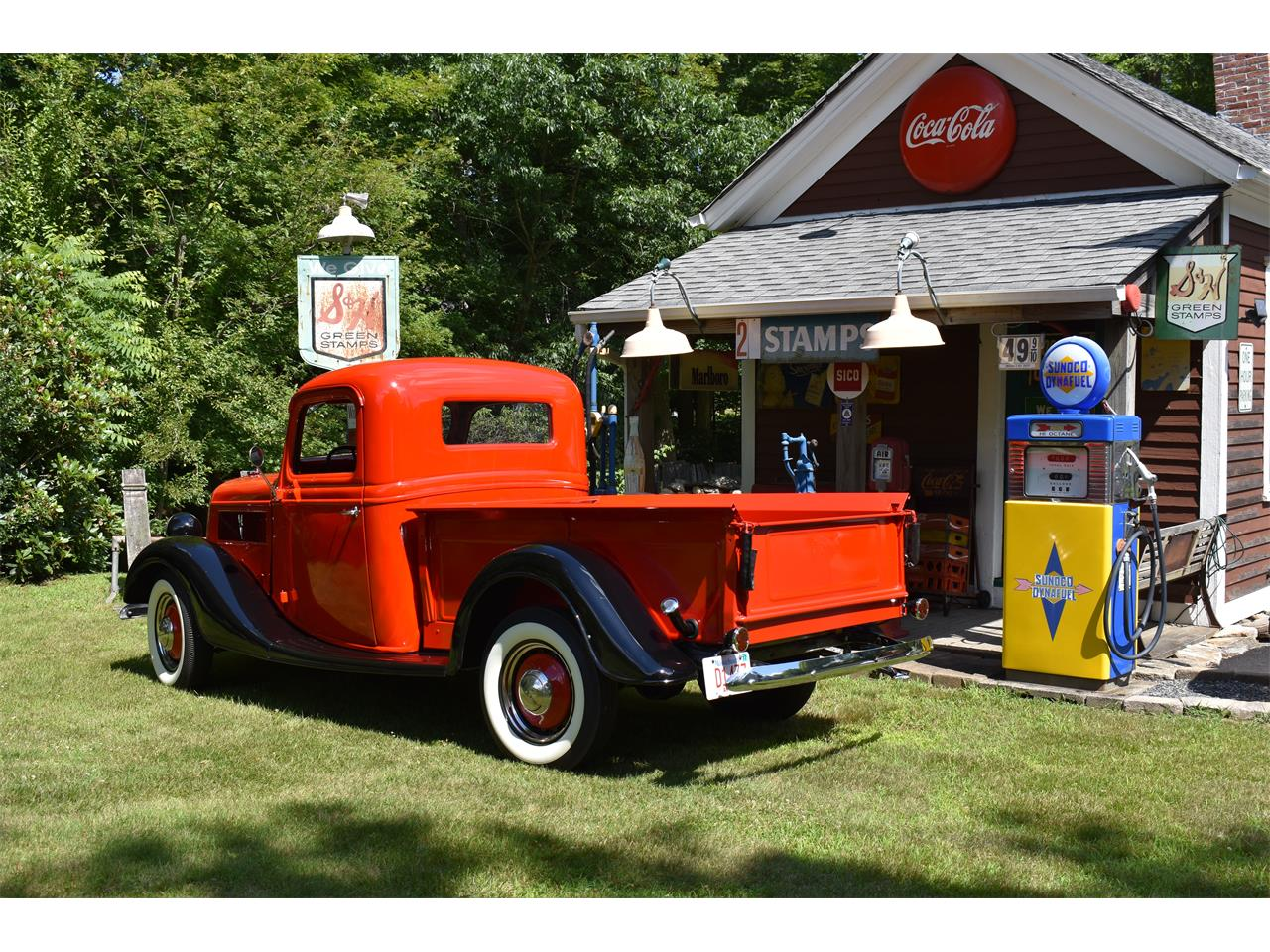1937 Ford Pickup (CC-1350754) for sale in Rehoboth, Massachusetts