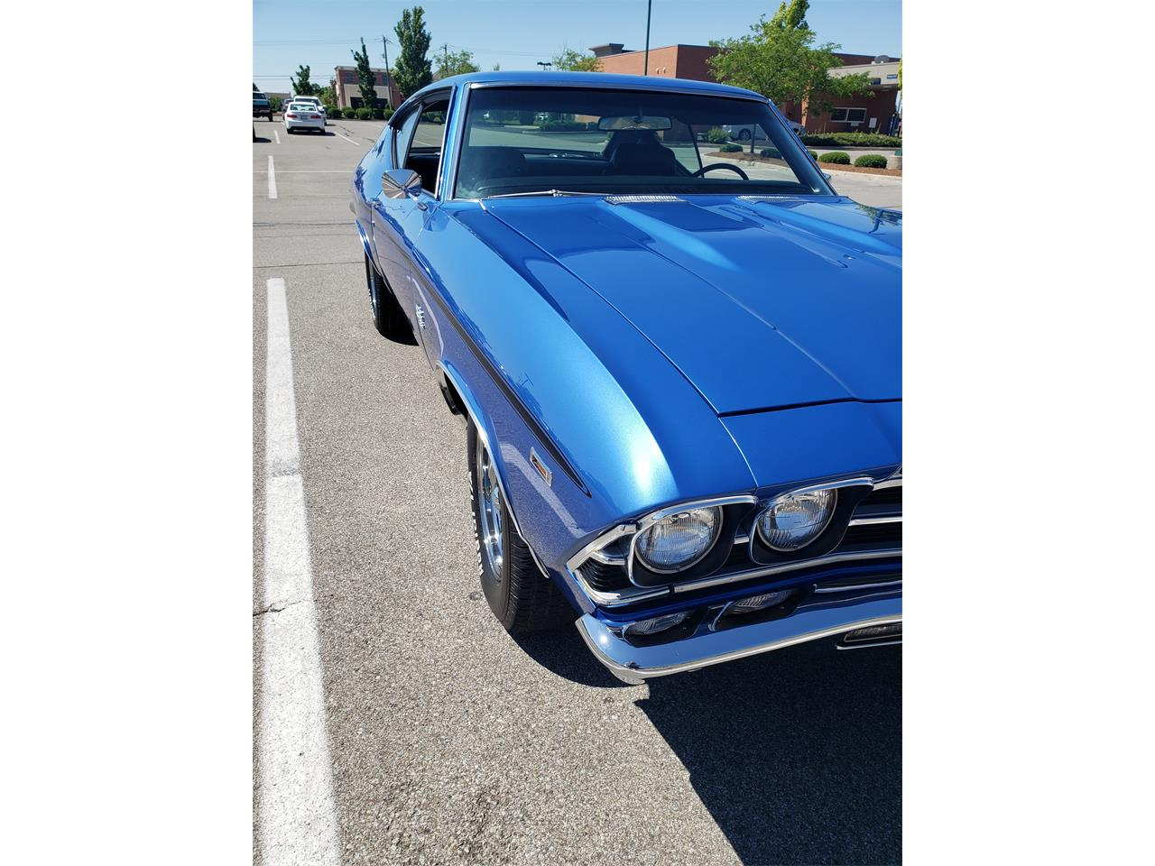 1969 Chevrolet Chevelle SS (CC-1357540) for sale in Zionsville, Indiana