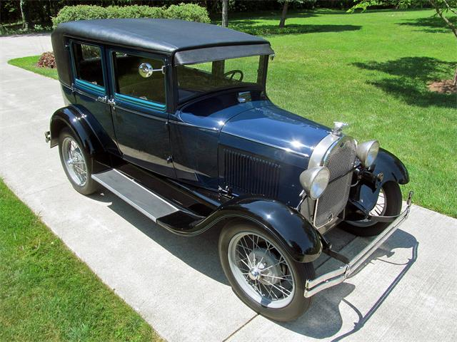 1929 Ford Model A (CC-1357543) for sale in Norwalk, Ohio