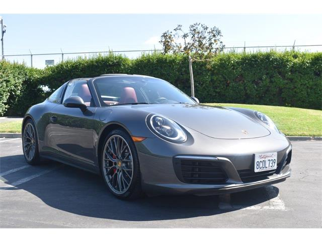 2018 Porsche Targa (CC-1357547) for sale in Costa Mesa, California