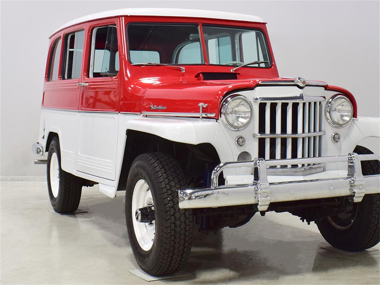 1959 Willys Utility Wagon (CC-1357549) for sale in Macedonia, Ohio