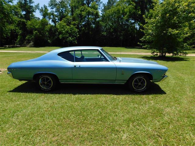 1969 Chevrolet Chevelle 300 Deluxe (CC-1357557) for sale in Carrollton, Georgia