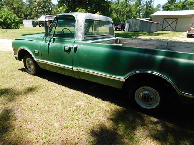 1968 GMC 1500 (CC-1357558) for sale in Carrollton, Georgia