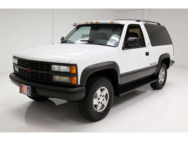 1992 Chevrolet Blazer (CC-1357568) for sale in Morgantown, Pennsylvania