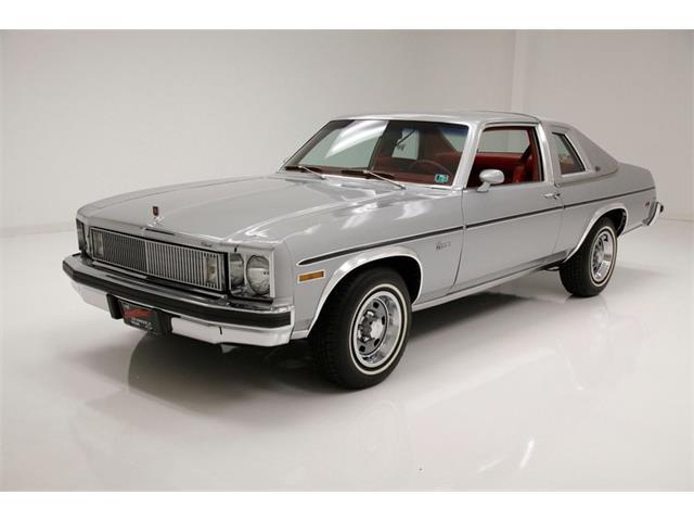 1977 Chevrolet Nova (CC-1357571) for sale in Morgantown, Pennsylvania