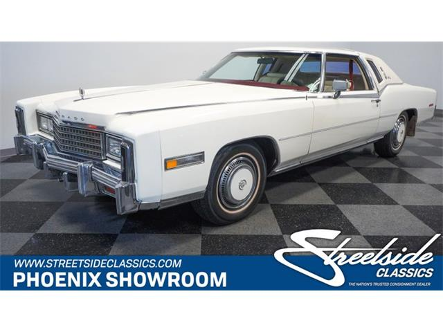 1978 Cadillac Eldorado (CC-1357585) for sale in Mesa, Arizona