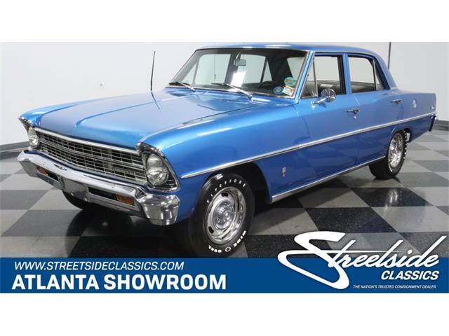 1967 Chevrolet Nova (CC-1357591) for sale in Lithia Springs, Georgia