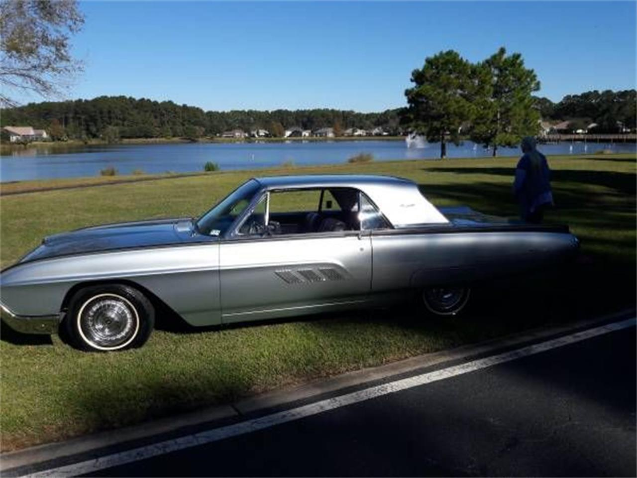 1963 Ford Thunderbird (CC-1357614) for sale in Cadillac, Michigan