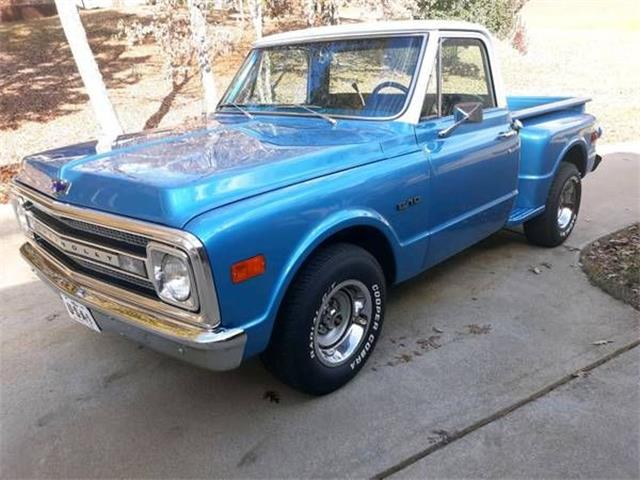 1970 Chevrolet C10 (CC-1357620) for sale in Cadillac, Michigan