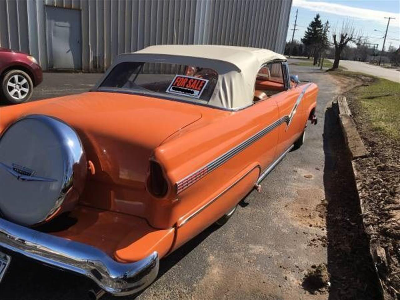 1956 Ford Convertible (CC-1357622) for sale in Cadillac, Michigan