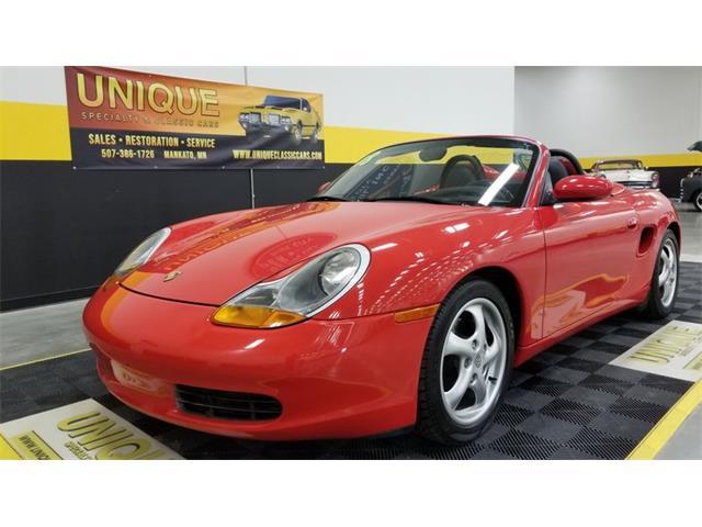 1998 Porsche Boxster (CC-1357627) for sale in Mankato, Minnesota