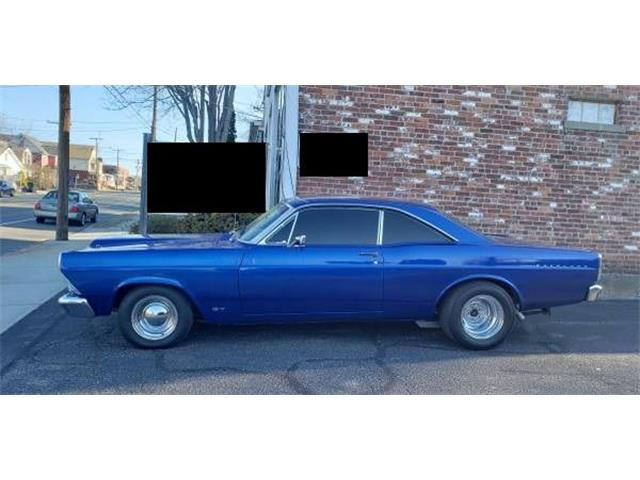 1967 Ford Fairlane (CC-1357640) for sale in Cadillac, Michigan
