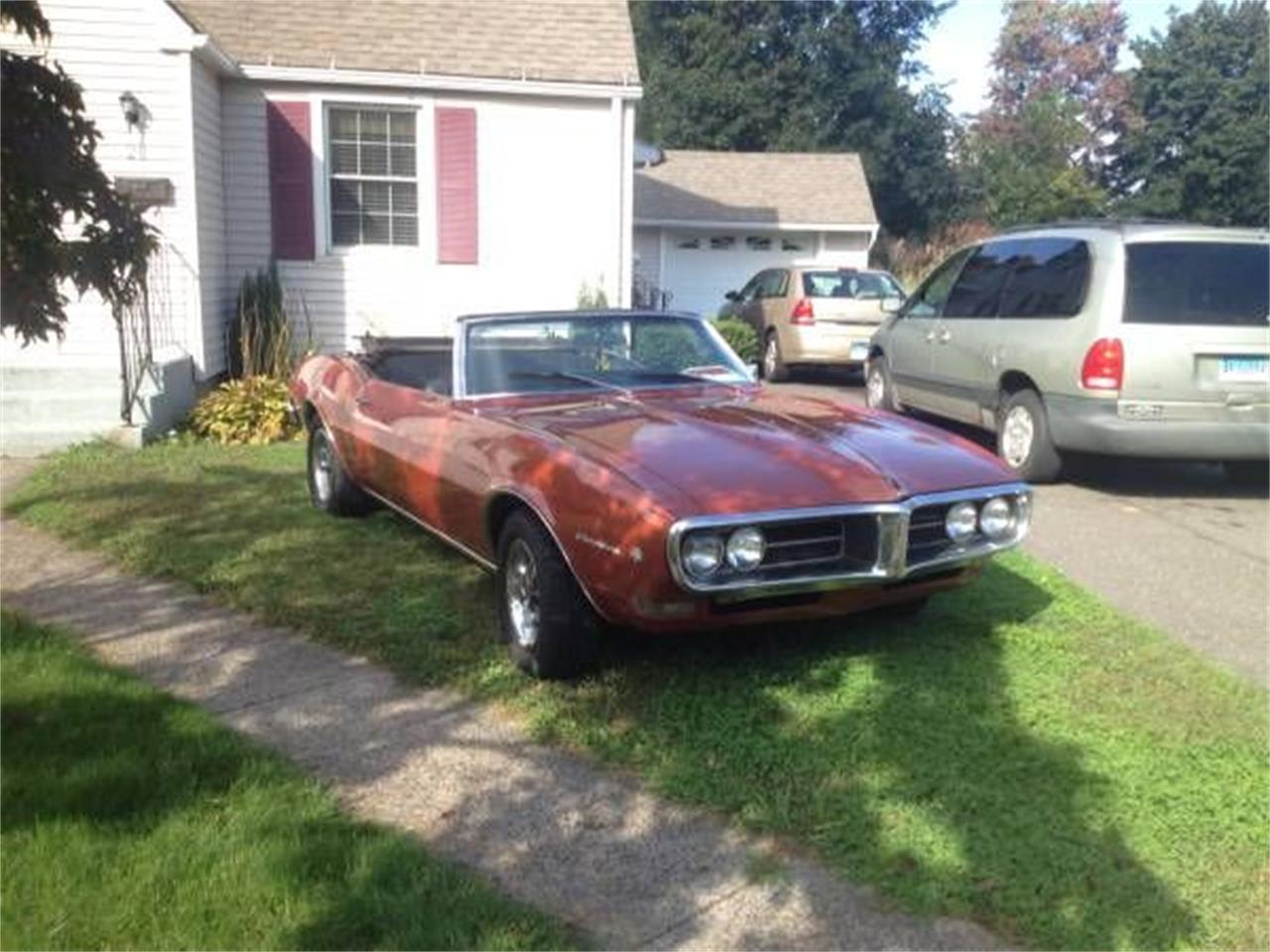 1968 Pontiac Firebird (CC-1357641) for sale in Cadillac, Michigan