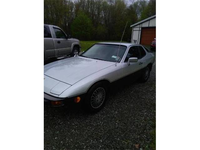 1982 Porsche 924 (CC-1357643) for sale in Cadillac, Michigan