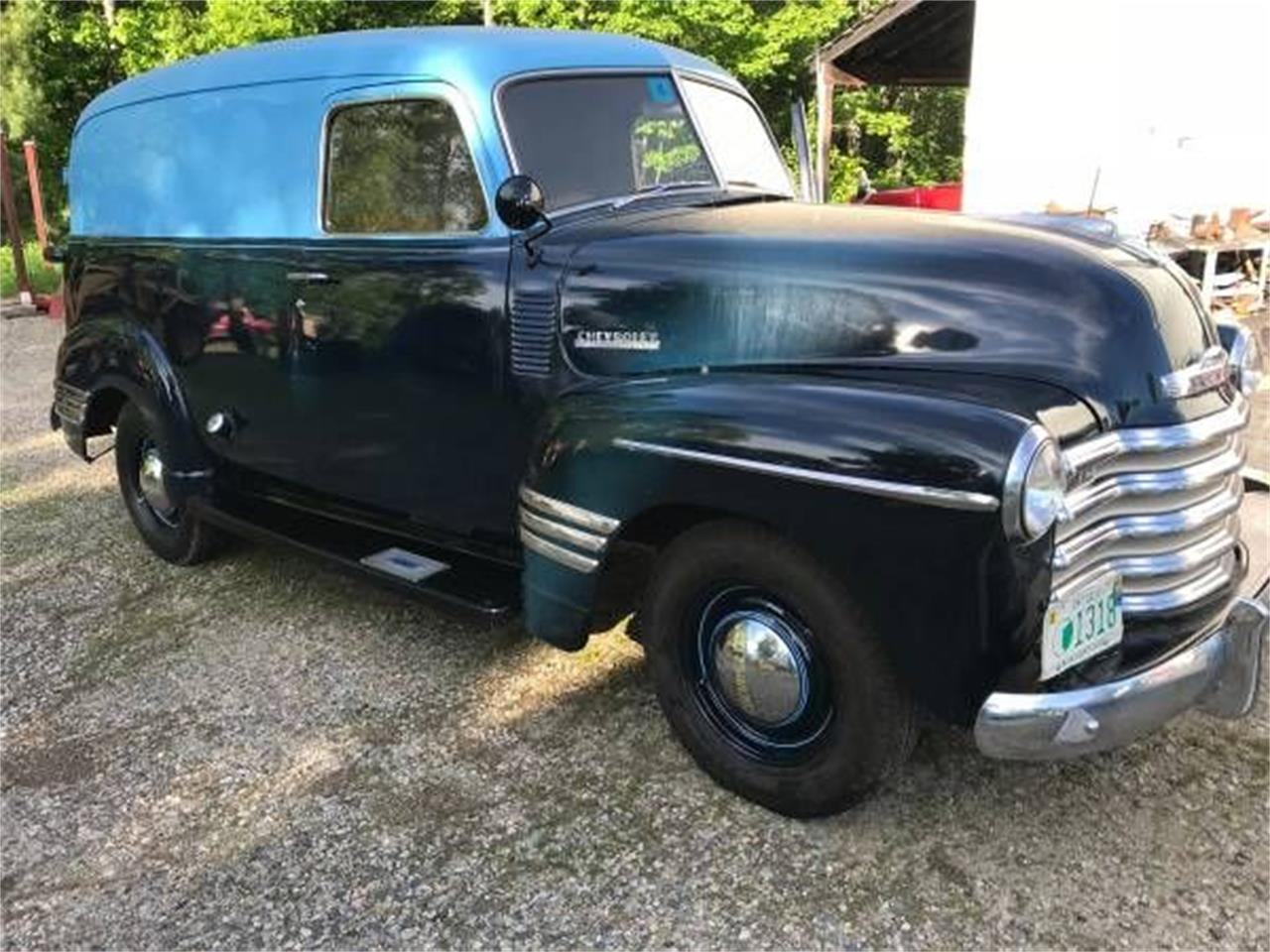 1948 Chevrolet Panel Truck (CC-1357644) for sale in Cadillac, Michigan