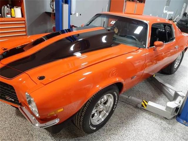 1972 Chevrolet Camaro (CC-1357647) for sale in Cadillac, Michigan