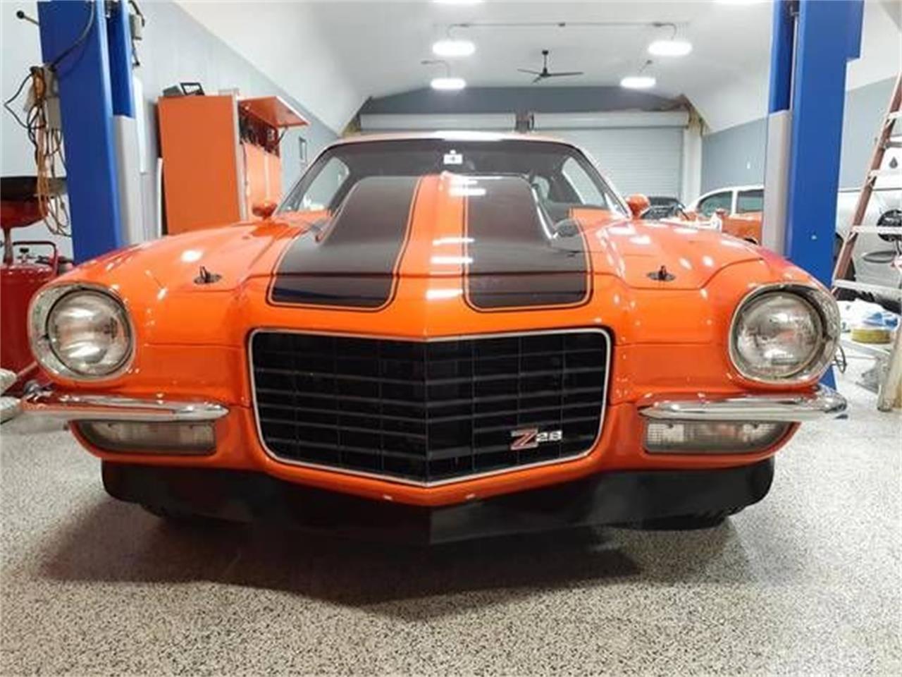 1972 Chevrolet Camaro (CC-1357647) for sale in Cadillac, Michigan