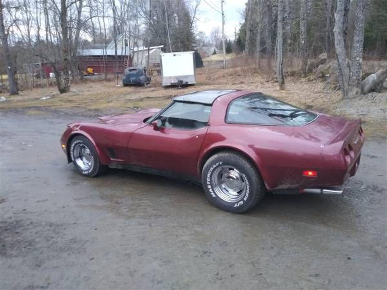 1981 Chevrolet Corvette (CC-1357652) for sale in Cadillac, Michigan