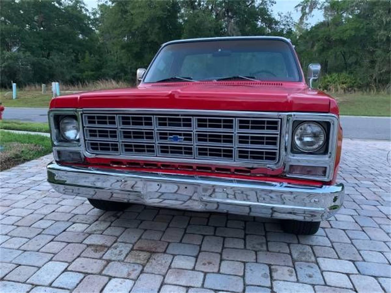 1979 Chevrolet C10 (CC-1357658) for sale in Cadillac, Michigan