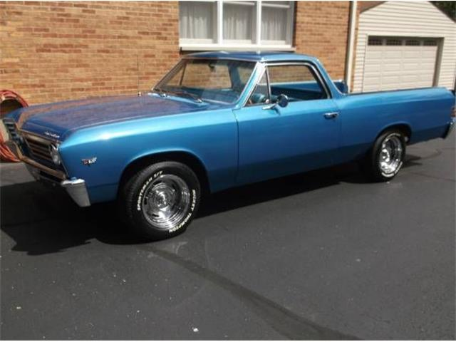 1967 Chevrolet El Camino (CC-1357659) for sale in Cadillac, Michigan
