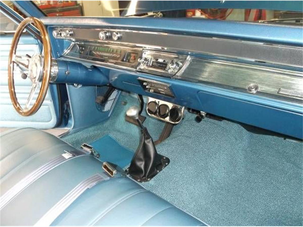 1967 Chevrolet El Camino (CC-1357659) for sale in Cadillac, Michigan