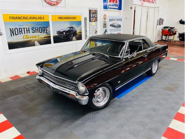 1967 Chevrolet Nova (CC-1357673) for sale in Mundelein, Illinois