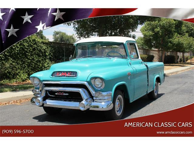 1955 GMC Suburban (CC-1357681) for sale in La Verne, California