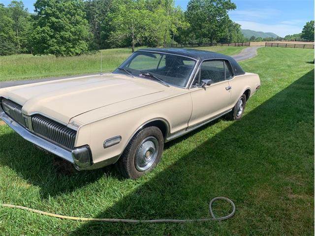 1968 Mercury Cougar (CC-1357682) for sale in Greensboro, North Carolina