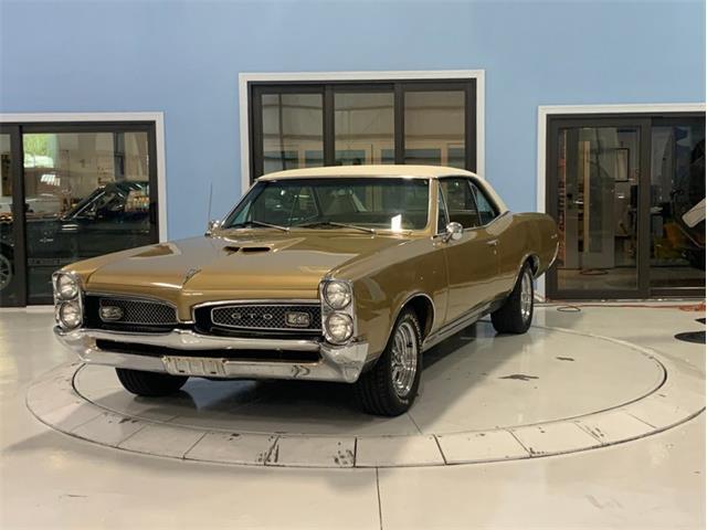 1967 Pontiac GTO (CC-1357701) for sale in Palmetto, Florida