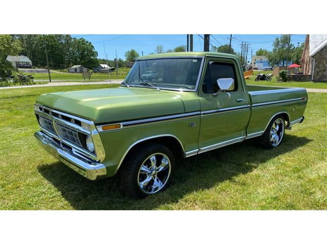 1976 Ford Pickup (CC-1357705) for sale in Greensboro, North Carolina