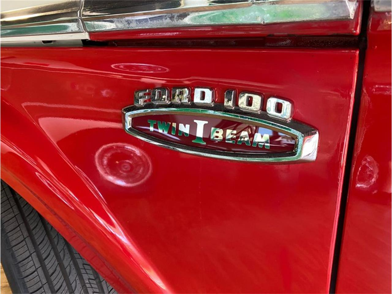 1963 Ford F100 (CC-1357709) for sale in Greensboro, North Carolina