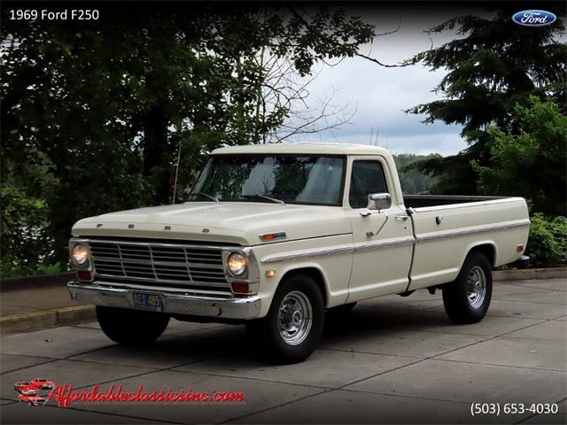 1969 Ford F250 (CC-1357727) for sale in Gladstone, Oregon
