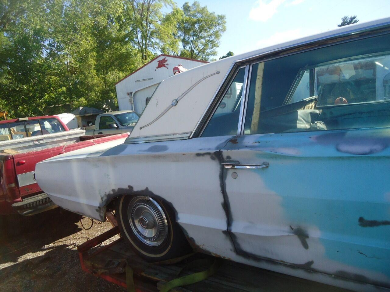 1965 Ford Thunderbird (CC-1357729) for sale in Jackson, Michigan