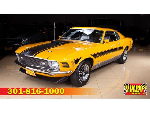 1970 Ford Mustang (CC-1357737) for sale in Rockville, Maryland