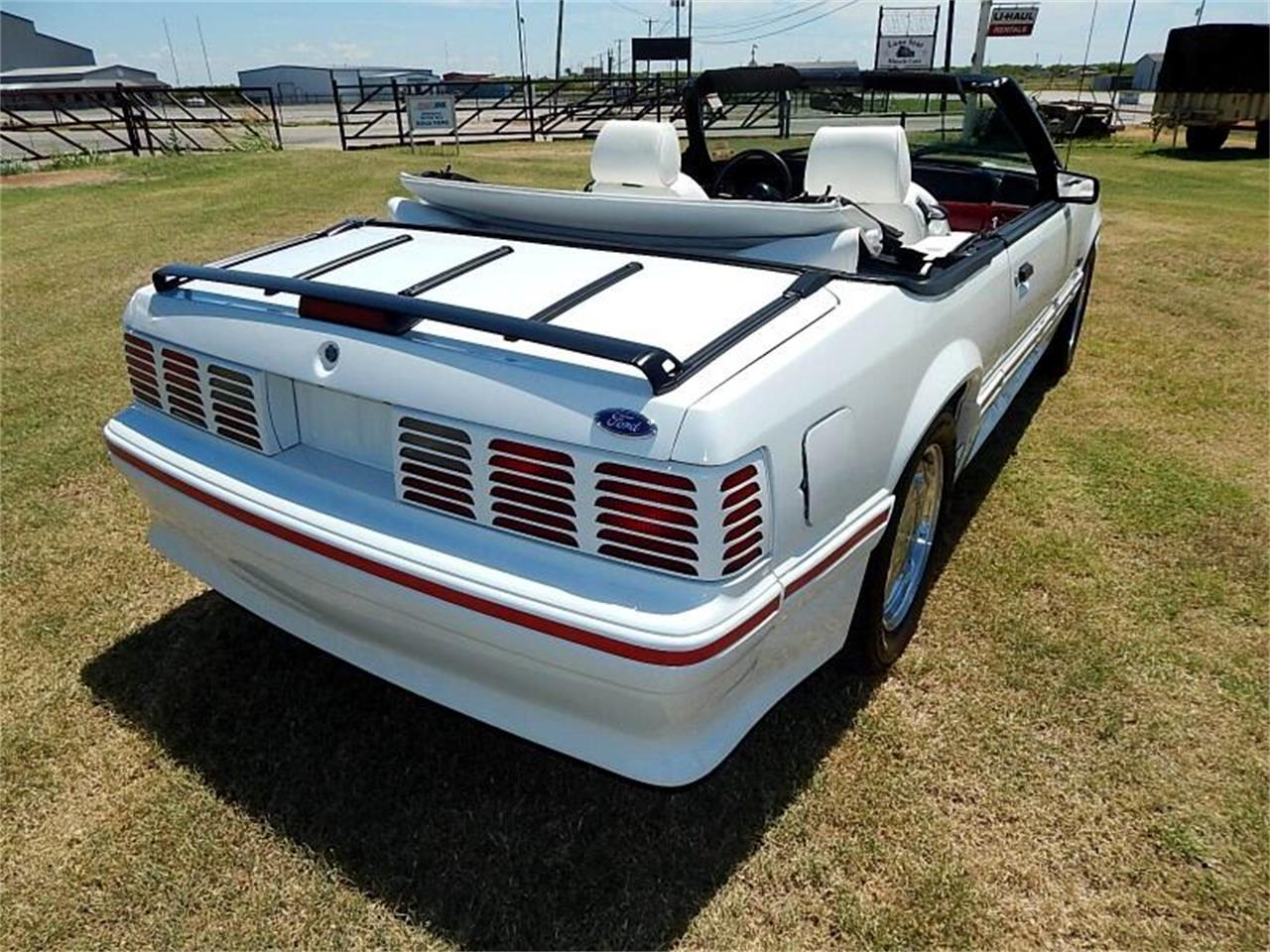 1987 Ford Mustang (CC-1357741) for sale in Wichita Falls, Texas