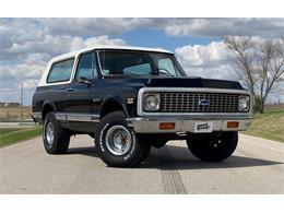 1972 Chevrolet Blazer (CC-1357745) for sale in Lincoln, Nebraska