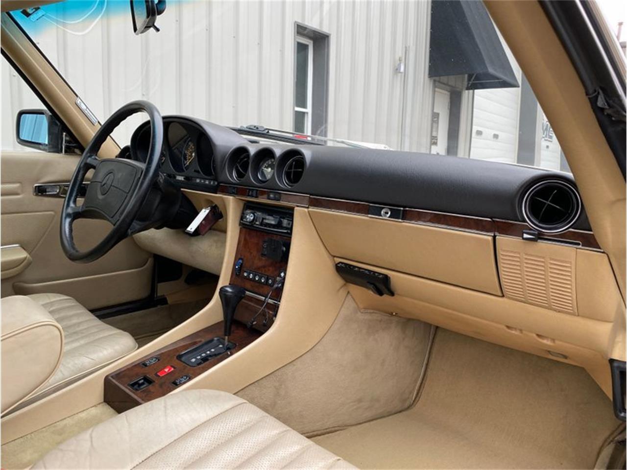 1988 Mercedes-Benz 560 (CC-1357749) for sale in Lincoln, Nebraska
