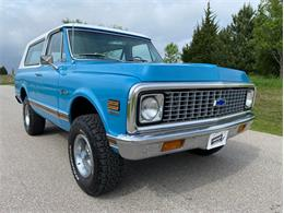 1971 Chevrolet Blazer (CC-1357753) for sale in Lincoln, Nebraska