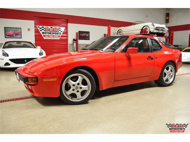 1987 Porsche 944 (CC-1357758) for sale in Glen Ellyn, Illinois