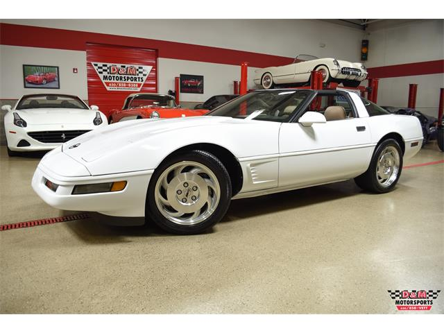 1996 Chevrolet Corvette (CC-1357759) for sale in Glen Ellyn, Illinois