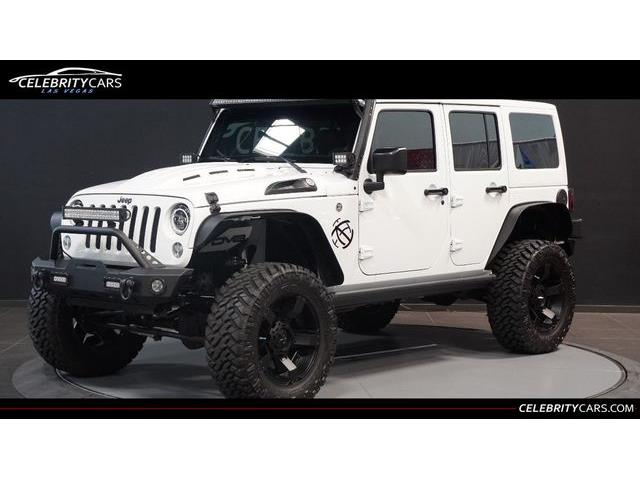 2016 Jeep Wrangler (CC-1357771) for sale in Las Vegas, Nevada