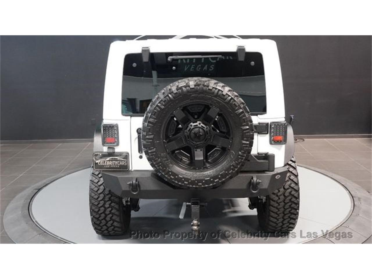 2016 Jeep Wrangler (CC-1357771) for sale in Las Vegas, Nevada