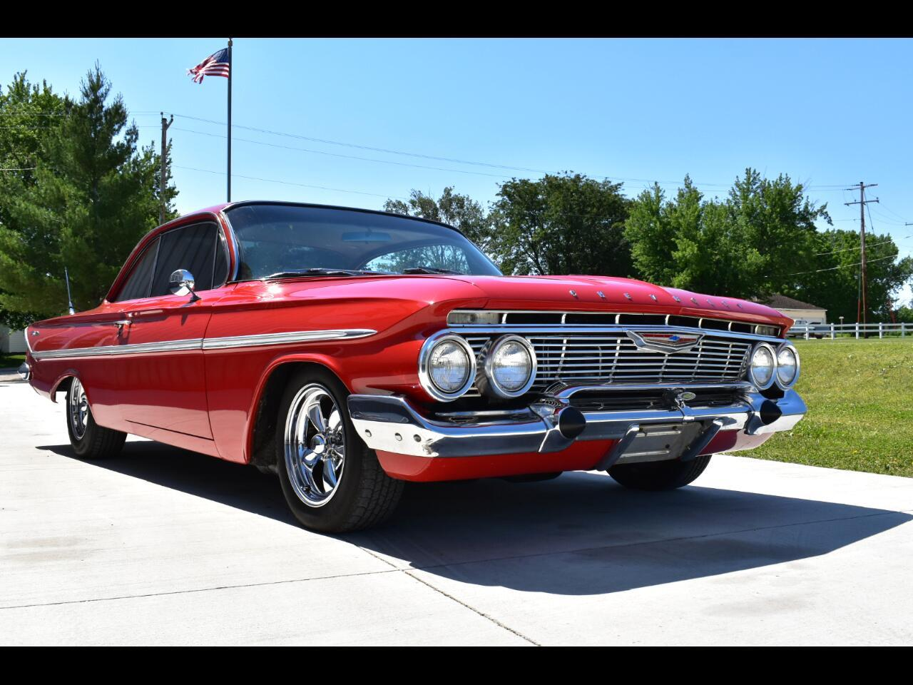 1961 Chevrolet Bel Air (CC-1357773) for sale in Greene, Iowa