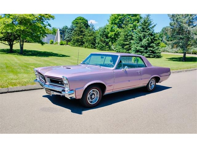 1965 Pontiac GTO (CC-1357774) for sale in Clarksburg, Maryland