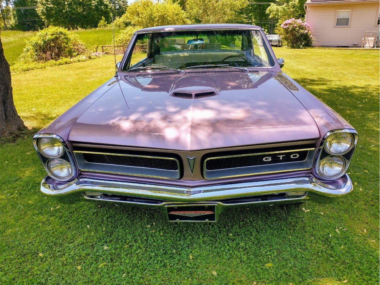 1965 Pontiac GTO (CC-1357774) for sale in Clarksburg, Maryland