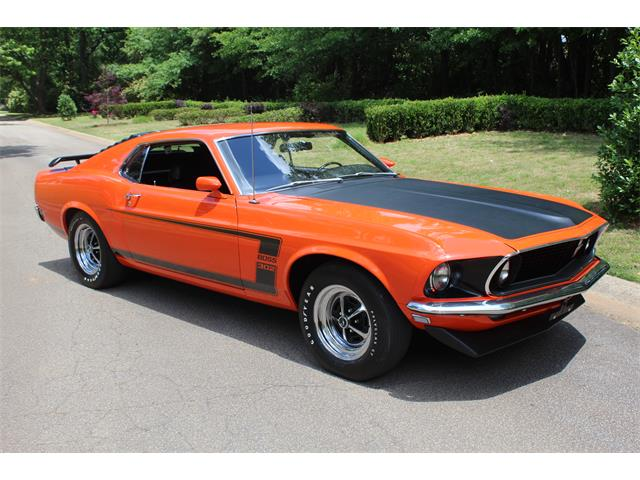 1969 Ford Mustang Boss 302 (CC-1350778) for sale in Roswell, Georgia