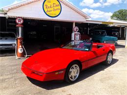 1988 Chevrolet Corvette (CC-1357786) for sale in Wilson, Oklahoma
