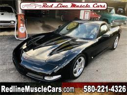 1998 Chevrolet Corvette (CC-1357787) for sale in Wilson, Oklahoma