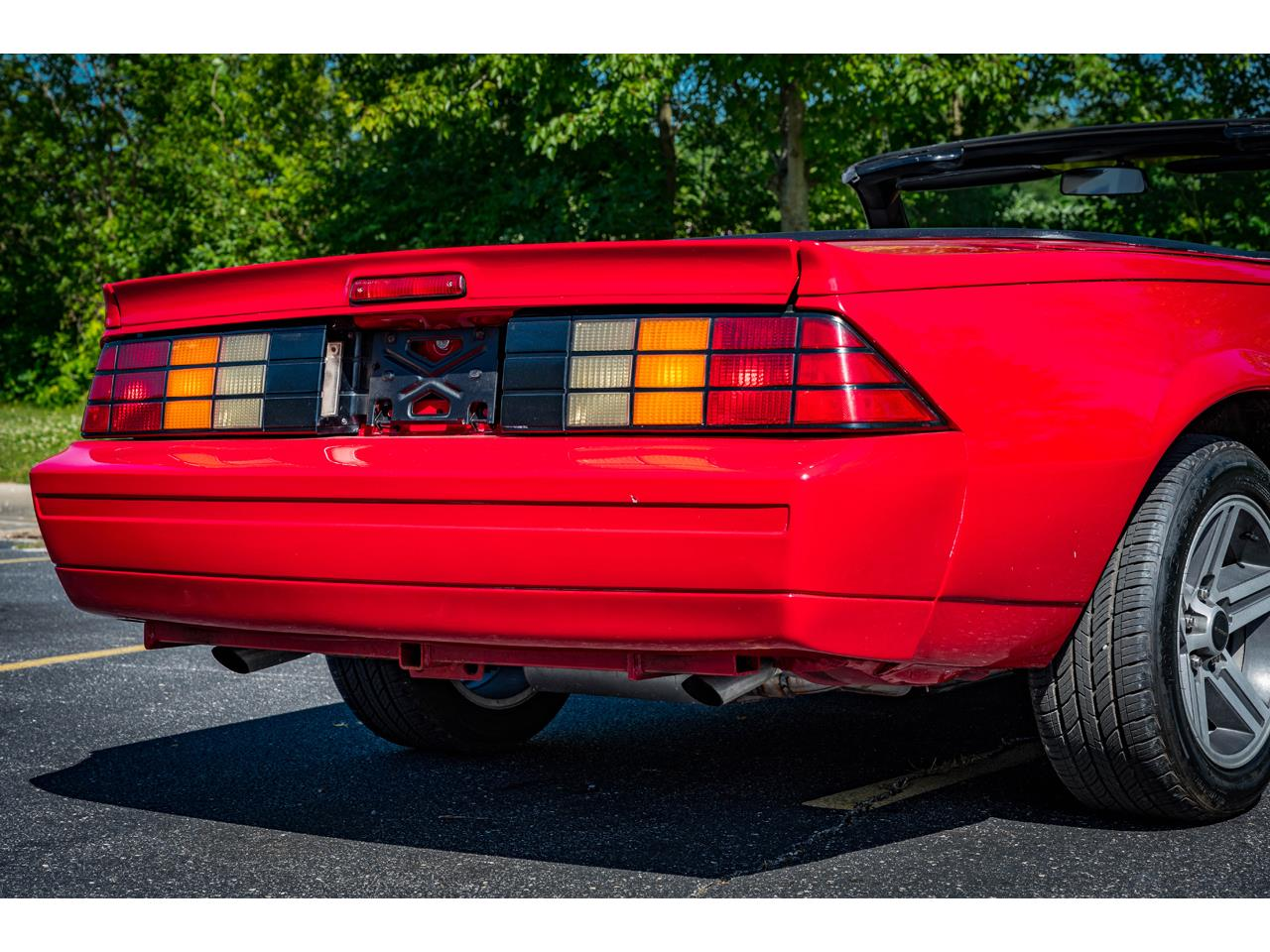 1987 Chevrolet Camaro (CC-1357804) for sale in O'Fallon, Illinois